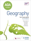 Aqa A-Level Geography Cover Image