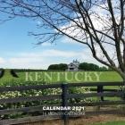 Kentucky Calendar 2021: 16 Month Calendar Cover Image