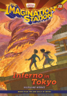 Inferno in Tokyo (Imagination Station Books #20) Cover Image