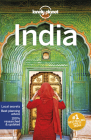Lonely Planet India (Country Guide) Cover Image