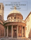 Architecture in Italy 1500-1600 (The Yale University Press Pelican History of Art Series) Cover Image