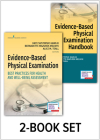 Evidence-Based Physical Examination Textbook and Handbook Set: Best Practices for Health and Well-Being Assessment Cover Image