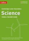 Cambridge Checkpoint Science Teacher Guide Stage 8 (Collins Cambridge Checkpoint Science) Cover Image