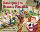 Thanksgiving on Plymouth Plantation (Time-Traveling Twins) Cover Image