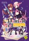 The Demon Girl Next Door Vol. 4 Cover Image
