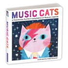 Music Cats Board Book Cover Image