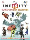 Ultimate Sticker Collection: Disney Infinity (Ultimate Sticker Collections) Cover Image