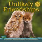 Unlikely Friendships Wall Calendar 2019 Cover Image