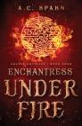 Enchantress Under Fire: An Urban Fantasy Novel Cover Image