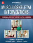 Musculoskeletal Interventions: Techniques for Therapeutic Exercise Cover Image