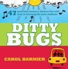 Ditty Bugs: 50 Powerful Memory Rhymes Cover Image