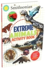 Smithsonian Extreme Animals Activity Book Cover Image