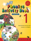 Jolly Phonics Activity Book 1: In Print Letters (American English Edition) Cover Image