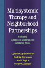 Multisystemic Therapy and Neighborhood Partnerships: Reducing Adolescent Violence and Substance Abuse Cover Image