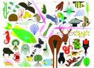 Charley Harper's Animal Kingdom: Popular Edition Cover Image