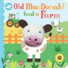 Old MacDonald Had a Farm Finger Puppet Book (Little Learners) Cover Image