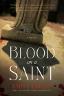 Blood on a Saint (Collins-Burke Mystery) Cover Image