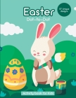 Easter Dot-to-Dot: Activity Book for Kids - 57 Unique Design Cover Image