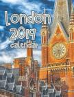 London 2019 Calendar Cover Image