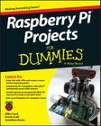 Raspberry Pi Projects for Dummies Cover Image