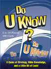 Do U Know? - Game Cover Image