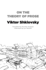Theory of Prose (Russian Literature) Cover Image