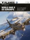 World War II US Gunships: YB-40 Flying Fortress and XB-41 Liberator Bomber Escorts (X-Planes) Cover Image