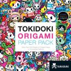 Tokidoki Origami Paper Pack: More Than 250 Sheets of Origami Paper in 16 Tokidoki Patterns Cover Image
