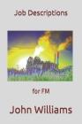 Job Descriptions: for FM Cover Image