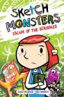 Sketch Monsters Vol. 1: Escape of the Scribbles Cover Image