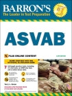 ASVAB with Online Tests (Barron's Test Prep) Cover Image