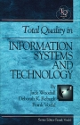 Total Quality in Information Systems and Technology (Total Quality Management Series) Cover Image