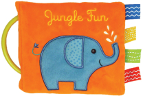 Jungle Fun (Flip Flap Activity Cloth Books) Cover Image