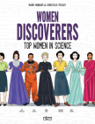 Women Discoverers: Top Women in Science (NBM Comics Biographies) Cover Image