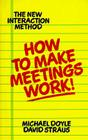 How to Make Meetings Work! Cover Image