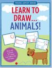 Learn to Draw...Animals Cover Image