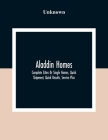 Aladdin Homes: Complete Cities Or Single Homes, Quick Shipment, Quick Results, Service Plus Cover Image