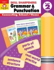Skill Sharpeners Grammar and Punctuation, Grade 2 Cover Image