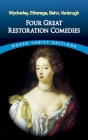 Four Great Restoration Comedies (Dover Giant Thrift Editions) Cover Image
