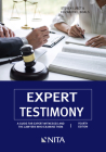 Expert Testimony: A Guide for Expert Witnesses and the Lawyers Who Examine Them Cover Image