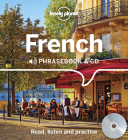 Lonely Planet French Phrasebook and CD Cover Image