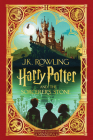 Harry Potter and the Sorcerer's Stone: MinaLima Edition (Harry Potter, Book 1) (Illustrated edition) Cover Image