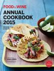 Food & Wine Annual Cookbook 2015 Cover Image