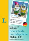 Langenscheidt Wortschatz Deutsch ALS Fremdsprache Bild Für Bild - Visueller Wortschatz(langenscheidt Vocabulary German as a Foreign Language Picture b Cover Image