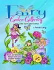 Fairy Garden Gathering: Line Art Patterns Cover Image
