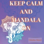Mandala Coloring Book for Adults: Stress Relieving Animals, Flowers, Girls, Birds and Different Designs/Coloring Book for Adults Cover Image
