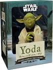 Star Wars Yoda: Bring You Wisdom, I Will.: (Star Wars Figurine, Wisdom cards, Inspirational booklet) Cover Image