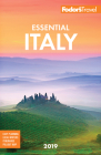Fodor's Essential Italy 2019 (Full-Color Travel Guide #2) Cover Image