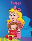 Puppen-Malbuch Cover Image