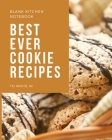 Blank Kitchen Notebook To Write In Best Ever Cookie Recipes: Blank Recipe Journal to Write in for Women, Food Cookbook Design, Document all Your Speci Cover Image